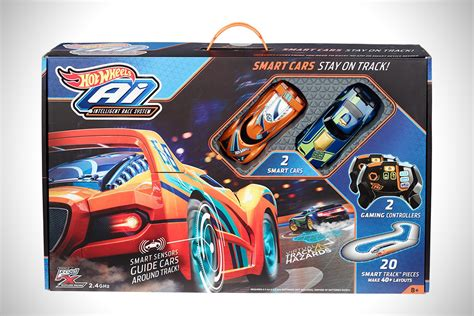 hot wheels ai intelligent race system hiconsumption