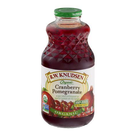 Best Cranberry Juice Brand For Detox by R W Knudsen Just Cranberry Juice 32 Oz Walmart
