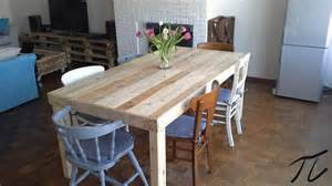 Best Place For Cheap Home Decor recycled pallet dining tables pallet wood projects