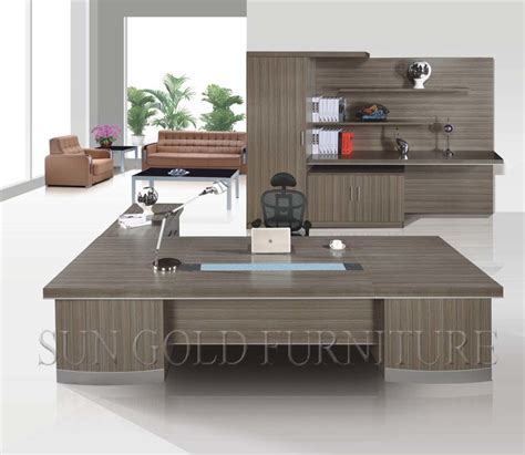 China Luxury Furniture Modern Executive Desk Office Table Upscale Modern Furniture