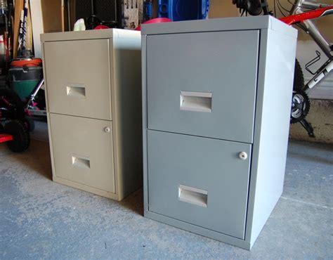 File Cabinet Desk Diy Diy Filing Cabinet Desk