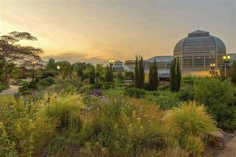 11 Most Stunning Botanical Gardens In America Us Botanic Garden Parking