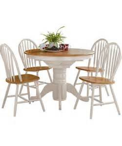 White Dining Table And Chairs Argos Buy Collection Kentucky Fixed Dining Table 4 Chairs Two