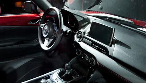 mazda miata 2017 interior 2017 mazda mx 5 interior future car release
