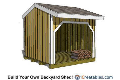 How To Build An 8x8 Shed by Free Wood Shed Plans 8x8 Shed Plans For Free