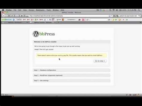 Tutorial Bbpress Wordpress | bbpress installation tutorial youtube
