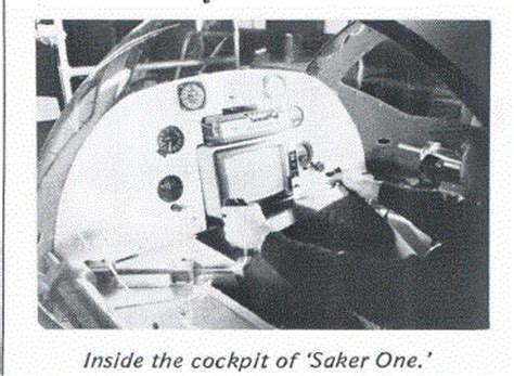 the golden age arcade historian: the saker one space probe