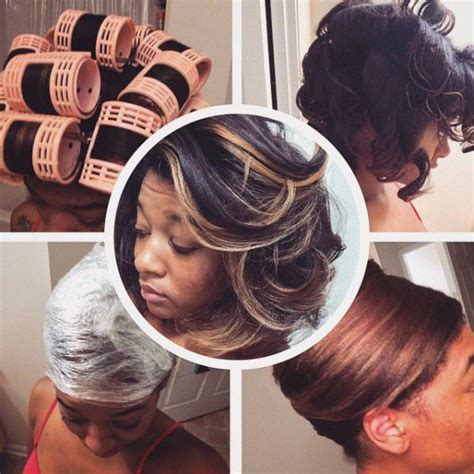 Roller Wrap Hairstyle Pictures by Roller Wrap Hairstyle