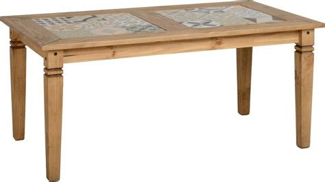 Tile Top Dining Room Tables by Salvador Tile Top Dining Table S Interior S Clay Cross