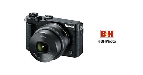 nikon 1 j5 mirrorless digital with 10 30mm lens 27707 b h