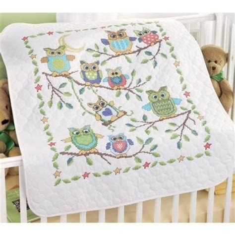 Owl Quilt Kits by