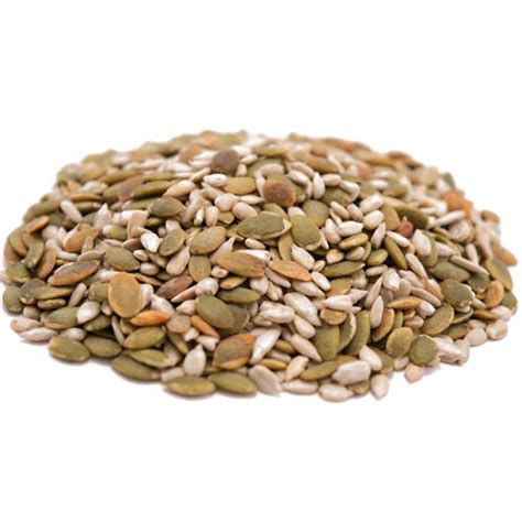 Roasted Mix Seed Sea Salted Pumpkin Sunflower Seed Mix Mygerbs