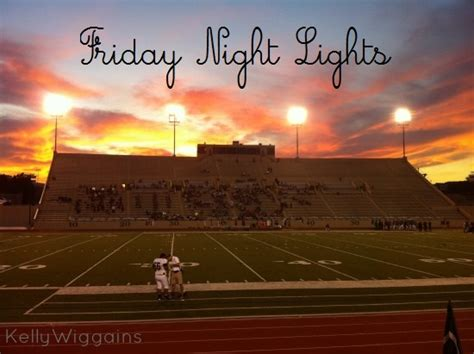 friday lights high falling for high friday football