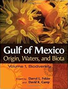 mend waters volume 2 books gulf of mexico origin waters and biota volume i
