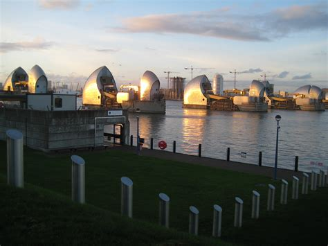 thames barrier walk virtual sandhurstgeocachers