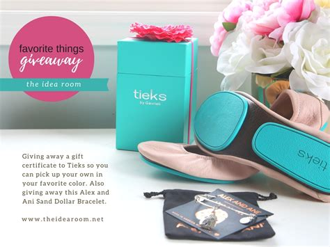 Favorite Things Giveaway - are tieks really worth it