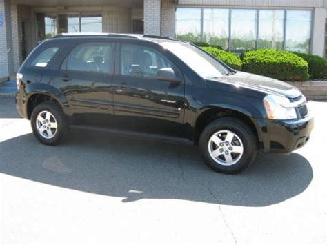 used 2007 chevrolet equinox ls for sale stock #9201t