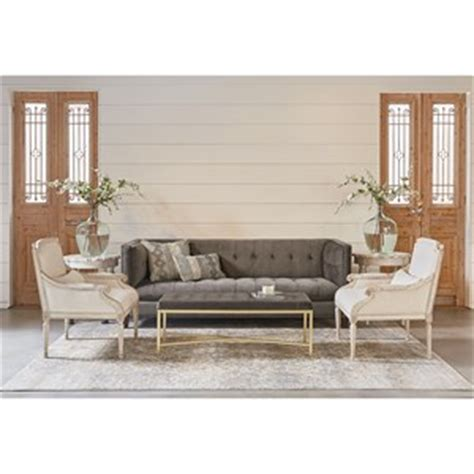 magnolia home tailor sofa magnolia home by joanna gaines tailor tailored tuxedo