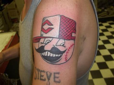 cincinnati tattoo cincinnati reds mlb fans