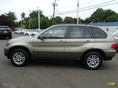 green bmw x5 2006 olivin green metallic bmw x5 3 0i 15621976 photo 5