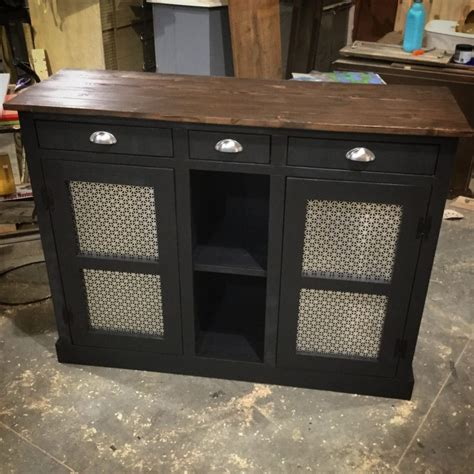 pin by shanty 2 chic diy sideboard modification shanty 2 chic
