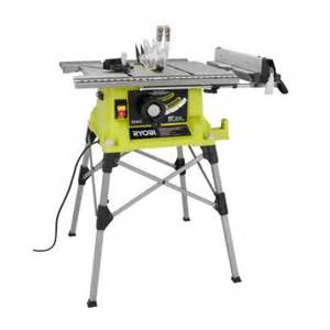 portable table saw home depot table saws