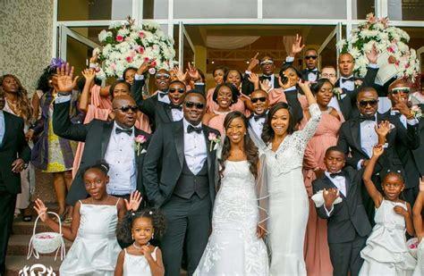 all about nigerian weddings nigerias online wedding the best 10 nigerian celeb weddings of 2014 in pictures