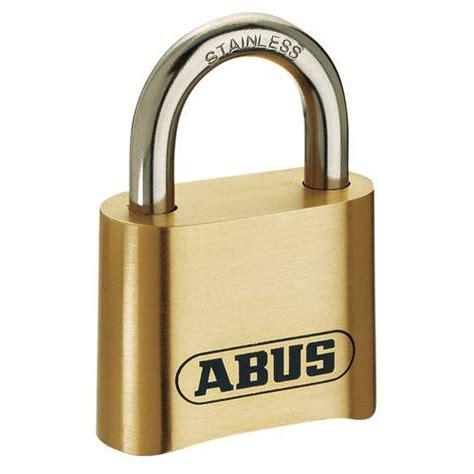 cadenas abus nautic code 180 cadenas marine 224 combinaison interchangeable s 233 rie180ib