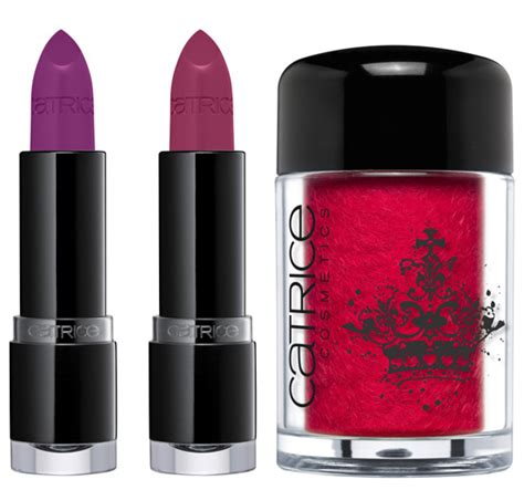 Catrice Lipstick Collectie catrice unveils rocking royals winter 2013 make up collection