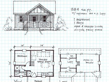 Small Rustic Cabin Floor Plans by Hunting Cabin Blueprints Mexzhouse Com