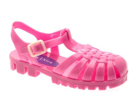 childrens sandals jelly shoes summer cut out sandals jellies