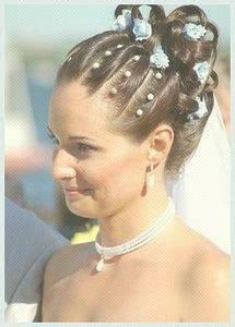 Haare Zur Hochzeit by Frisuren Zur Hochzeit Kurze Haare