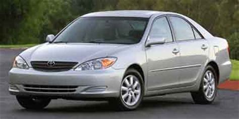 2002 toyota camry review, ratings, specs, prices, and