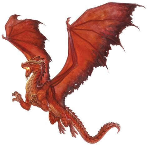 young red dragon 187 dungeons amp dragons d amp d 5