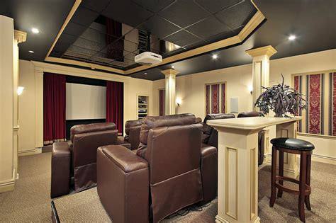 home theatre interior design pictures 37 mind blowing home theater design ideas pictures