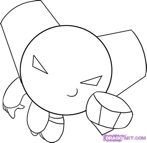 robot boy coloring page how to draw robotboy step by step cartoon network