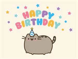 25 best ideas about pusheen happy birthday on pinterest