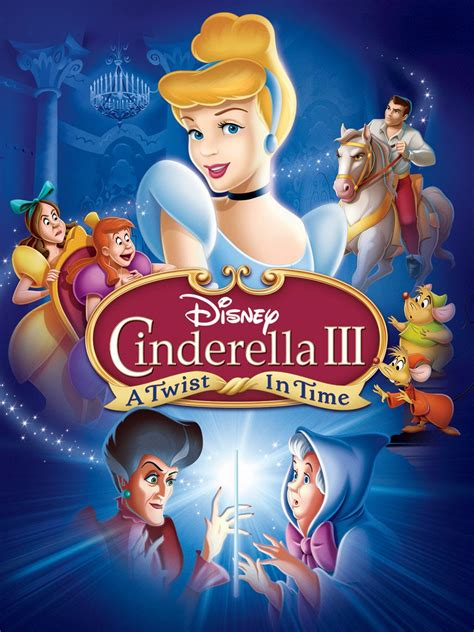 cinderella film free online watch cinderella 3 a twist in time 2007 online for free