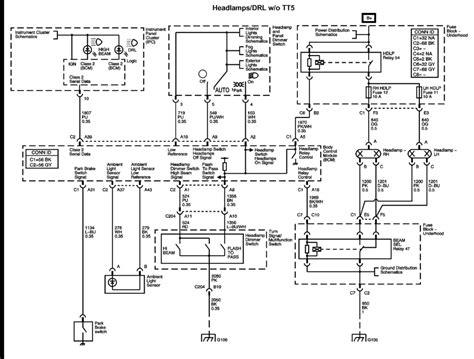 2006 Chevy Colorado Wiring Diagram Electrical Website