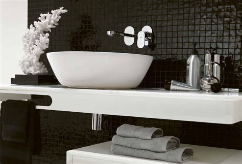 small black and white bathrooms ideas black and white small bathroom designs 2597