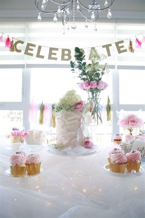 karas party ideas swan princess st birthday party karas party ideas