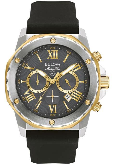 Bulova Original Marine reloj bulova marine original cron 243 para hombre 98b277