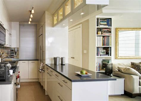 Tiny Galley Kitchen Design Ideas by Small Galley Kitchen Remodeling Ideas On A Budget