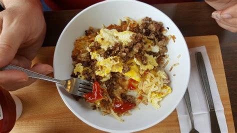 waffle house clarksville tn hash brown bowl picture of waffle house clarksville tripadvisor