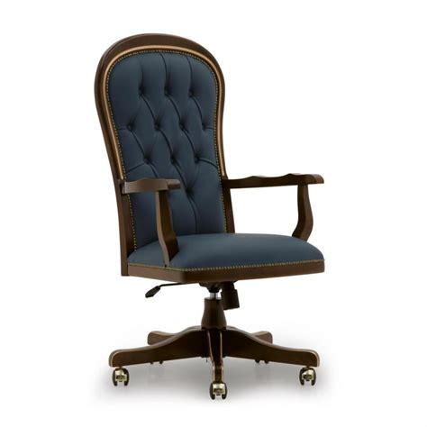 classic armchair styles classic style swivel armchair made of wood diderot 890