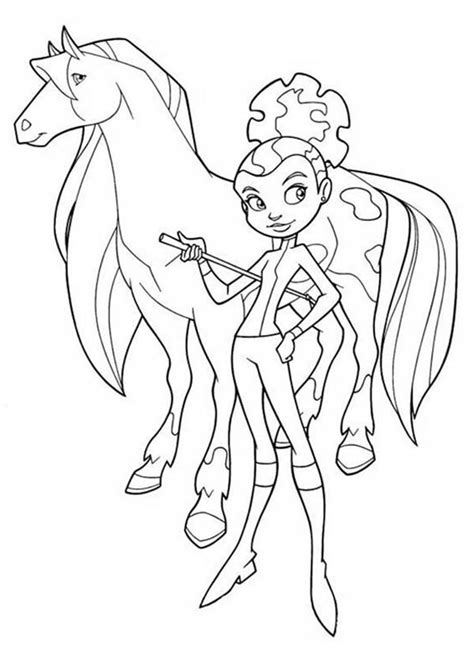 horseland coloring pages horseland horses coloring coloring pages