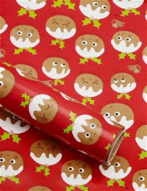 Pudding Paper Wrapping Bunga 8m pudding roll wrapping paper m s