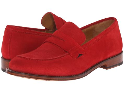 paul smith loafer paul smith ps gifford suede loafer in for lyst