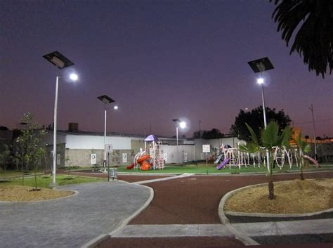 Eg Series Sol By Carmanah Outdoor Lighting Business
