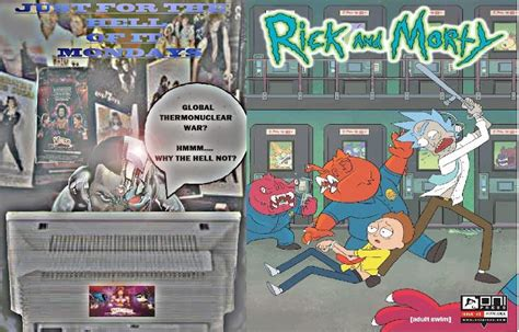 Rick And Morty Season 3 Episode 6 Deadly Detox by Die Besten 25 Rick And Morty Review Ideen Auf